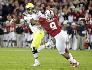 Marcus Mariota, James Vaughters