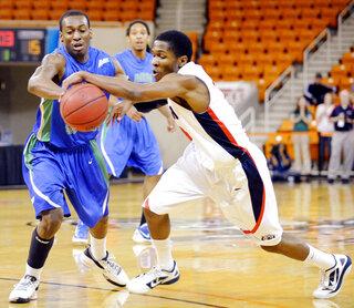ASun Florida Gulf Coast Belmont Basketball
