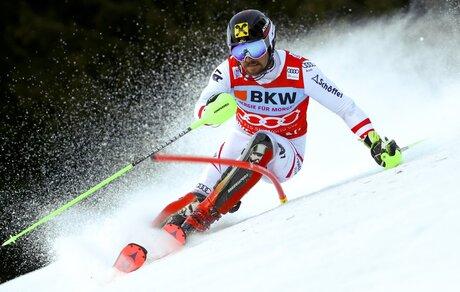 APTOPIX Switzerland Alpine Skiing World Cup