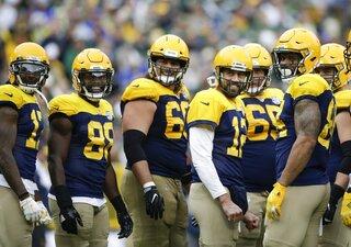 Bills Packers Football