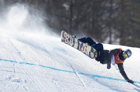 Pyeongchang Olympics Snowboard Women