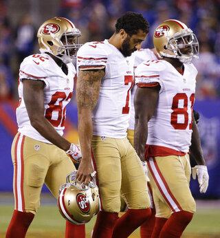 49ers Giants Football