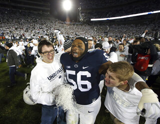 Penn State Turning Point Football