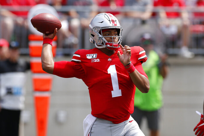 Big Ten 1st impressions: Maryland, OSU look good at QB