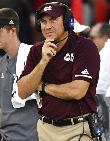 Mississippi State Georgia Football