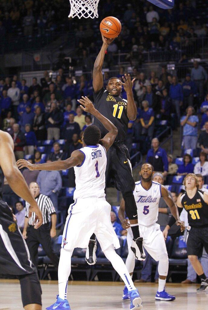 Wichita St Tulsa Basketball
