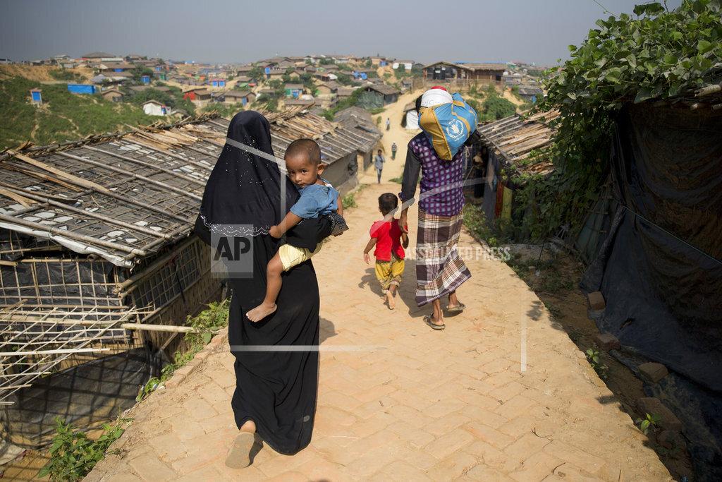 Bangladesh Rohingya Repatriation