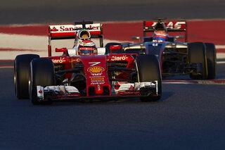Kimi Raikkonen, Romain Grosjean