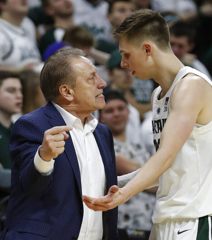 Michigan State, Michigan finally set to meet this weekend