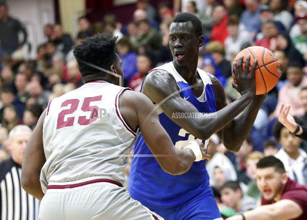 Howard Maker Basketball