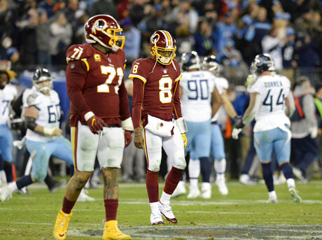 Redskins Titans Football