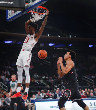 South Carolina Temple Basketball