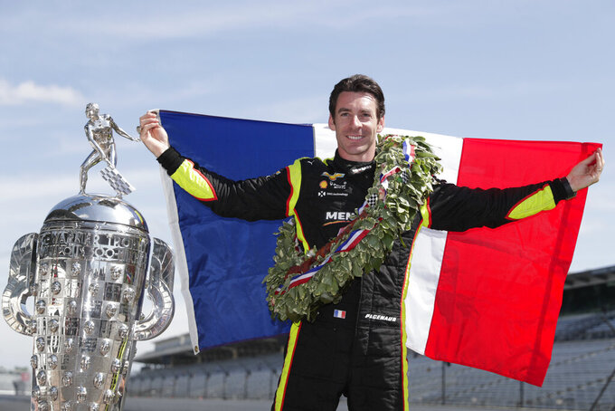 Pagenaud earns $2.67 million from Indianapolis 500 win