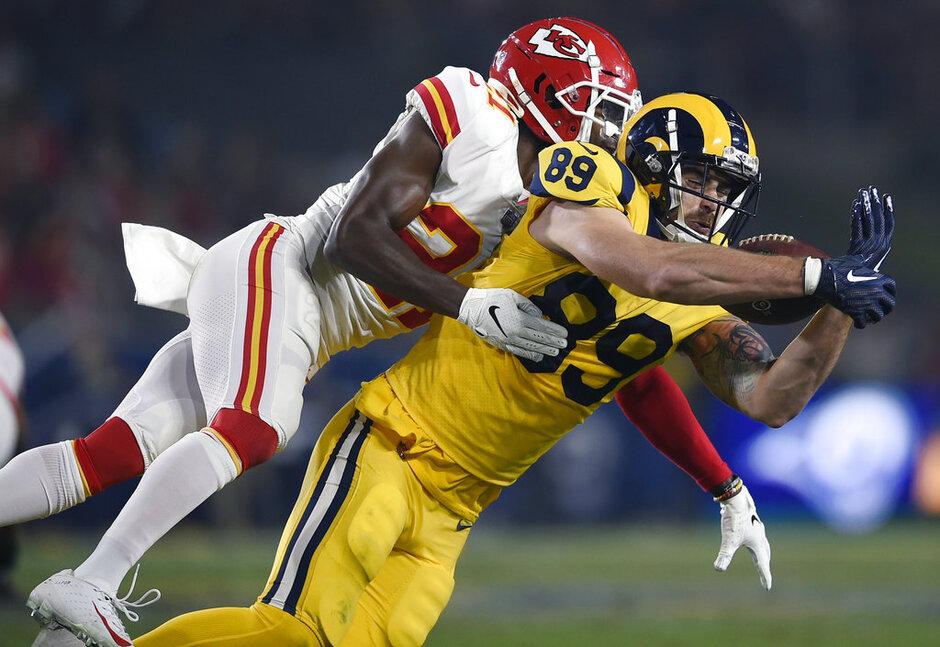 Chiefs Rams Football