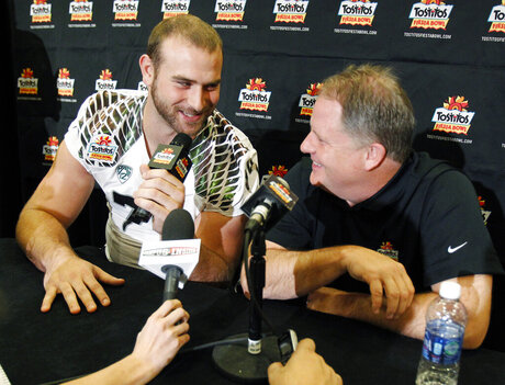 Kyle Long, Chip Kelly