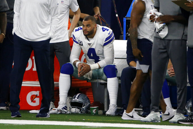 Jerry Jones backs Garrett, begs Dallas defense to make play