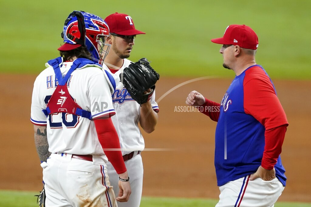 Yankees Rangers Baseball