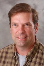 This is a Sept. 21, 2016 photo provided by SUNY Oswego shows Brian Hough, an assistant professor of geology at the State University of New York at Oswego. Hough was one of 20 people killed in the limousine crash Saturday, Oct. 6, 2018, in Schoharie, N.Y. The school's President Deborah Stanley called Hough