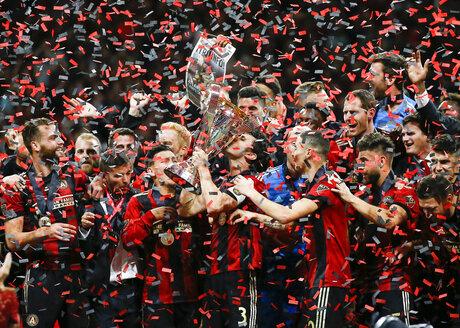 APTOPIX MLS Cup Soccer