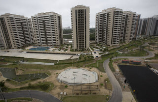 Brazil OLY Rio 2016 Athletes' Village