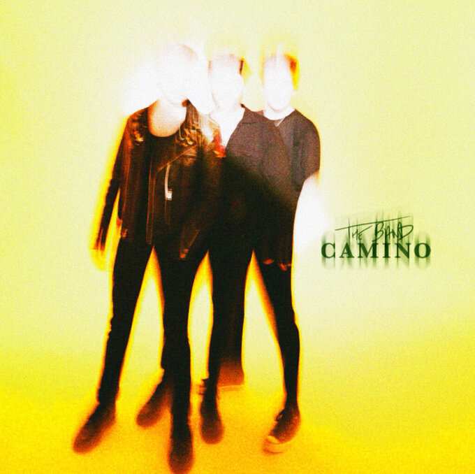 This cover image released by dblblk/Elektra shows the self-titled album for The Band Camino. (dblblk/Elektra via AP)