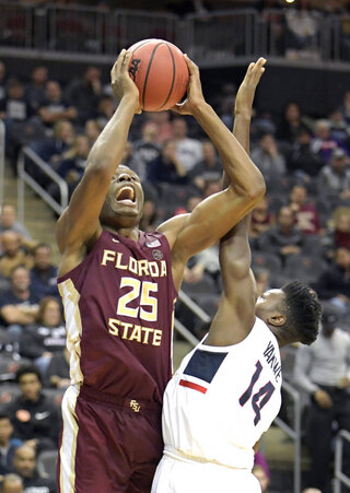 Florida St UConn Basketball