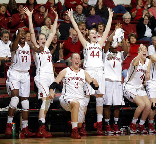APTOPIX Arizona St Stanford Basketball