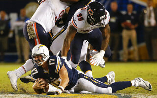 Philip Rivers, Lamarr Houston