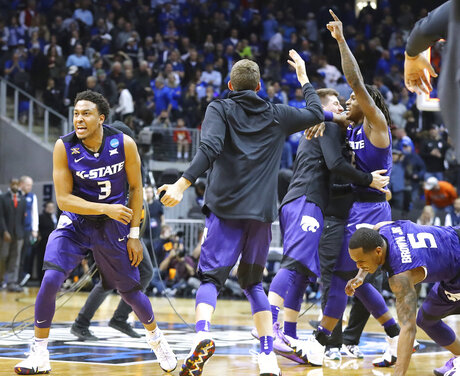 APTOPIX NCAA Kansas St Kentucky Basketball