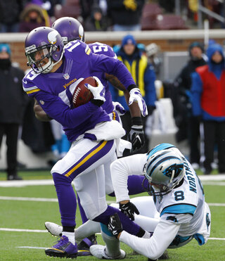 Adam Thielen, Brad Nortman