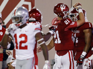 Indiana-Cobbs Comeback Football