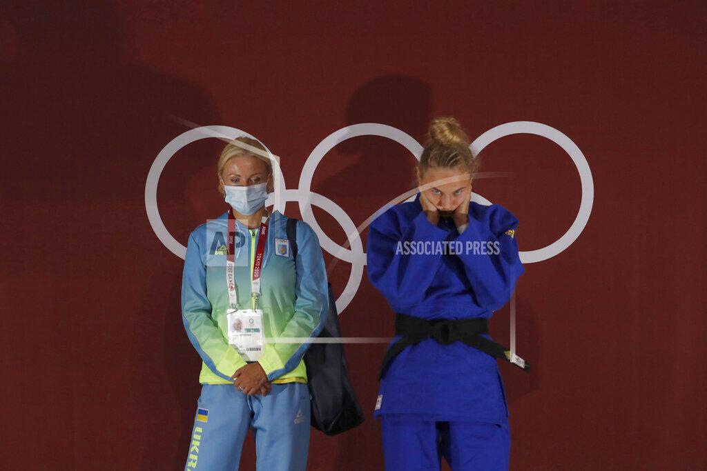 Olympics Tokyo 2020: Judo