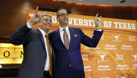 Chris Del Conte, Greg Fenves
