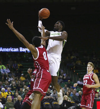 South Dakota Baylor Basketball