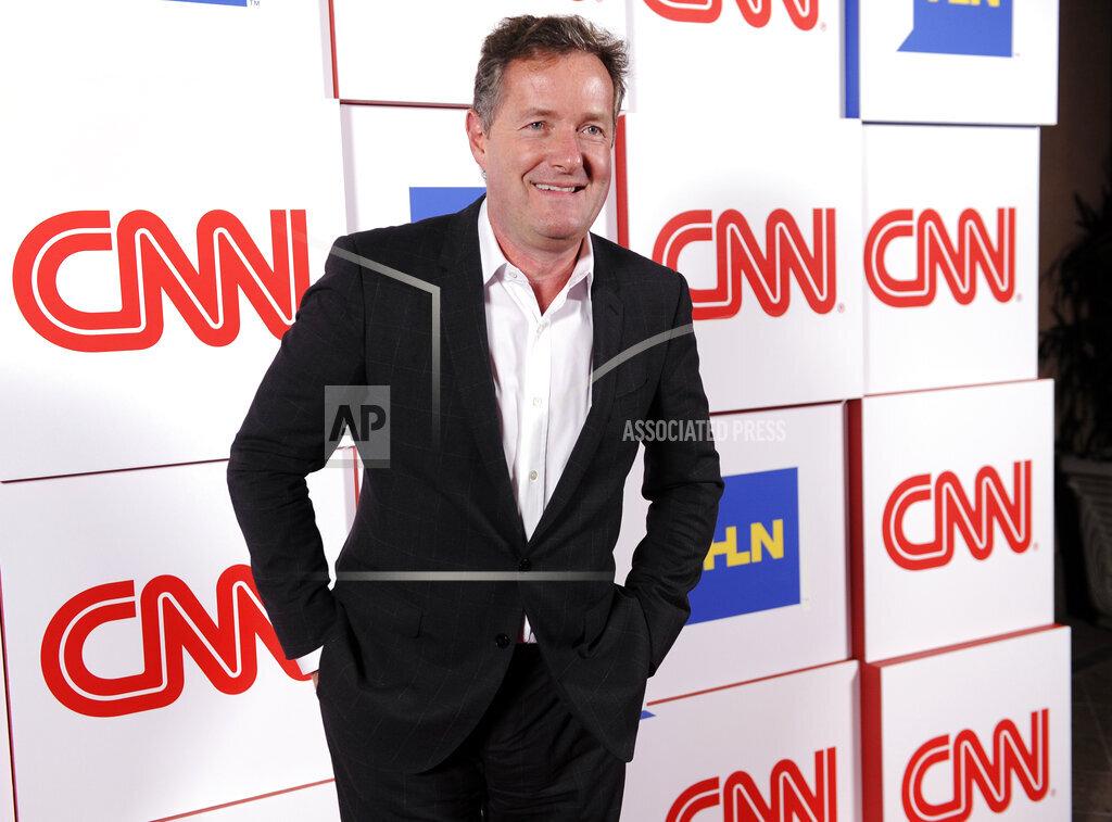 TV CNN Piers Morgan