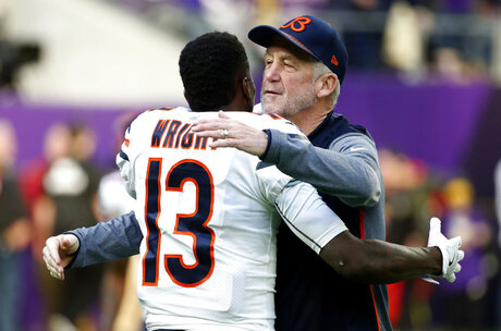 John Fox, Kendall Wright