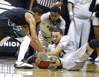 Wade Baldwin IV, Johnny Hill, Kendall Stephens
