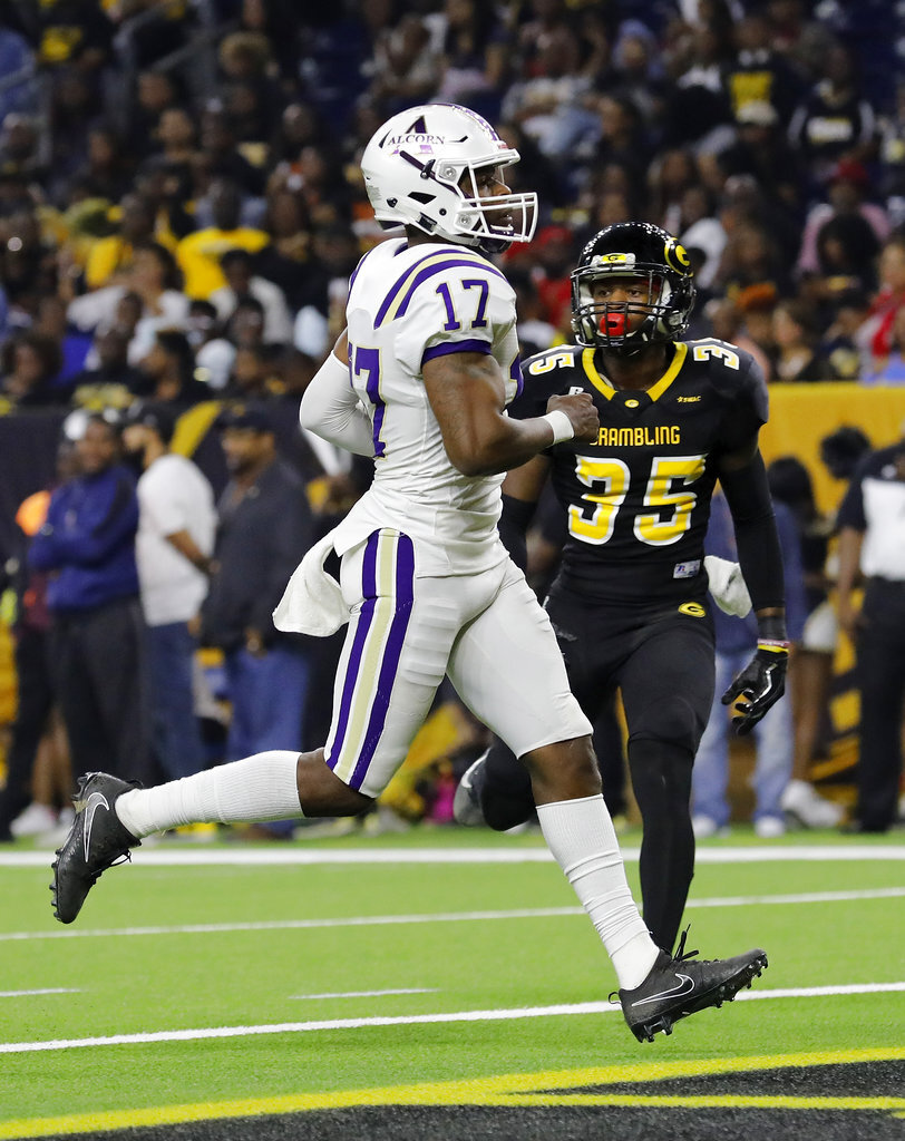 SWAC Grambling Alcorn Football
