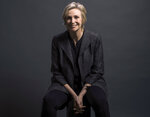 FILE - In this July 26, 2017, file photo, Jane Lynch poses for a portrait to promote