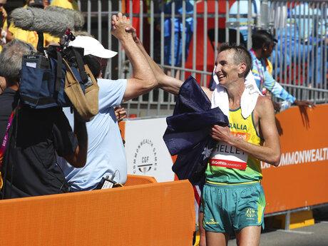 Australia Commonwealth Games Marathon