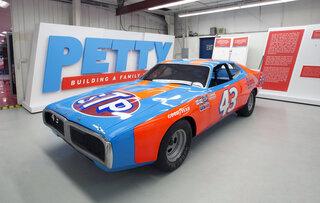 NASCAR Petty Auction Auto Racing