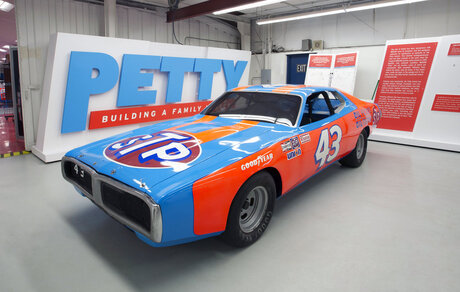 NASCAR Petty Auction Auto Racing