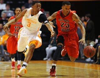 Tennesseee Hubbs Basketball