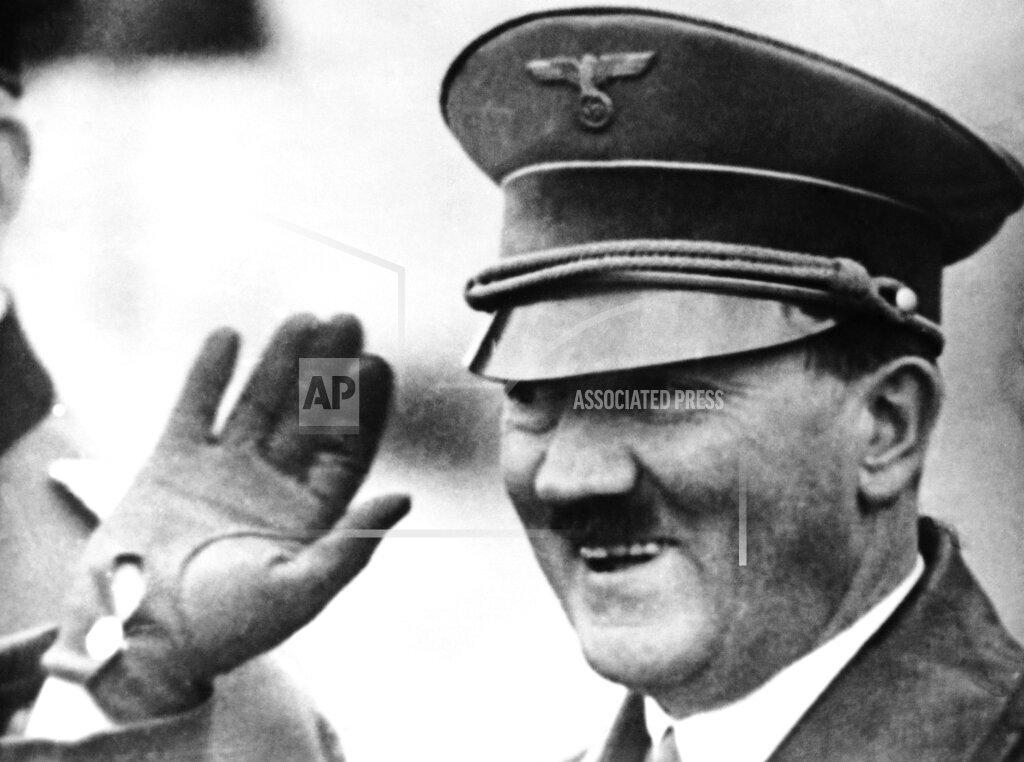 Watchf AP I   DEU APHSL51751 Germany Adolf Hitler