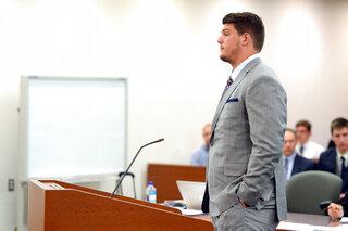 Titans Lewan Assault Case Football