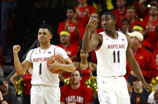Darryl Morsell, Anthony Cowan Jr