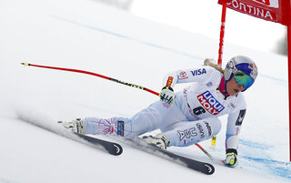US Alpine Team Skiing Olympics