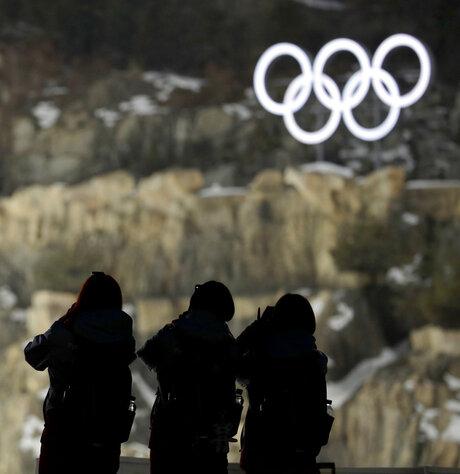 Pyeongchang Olympics Ski Jumping Men