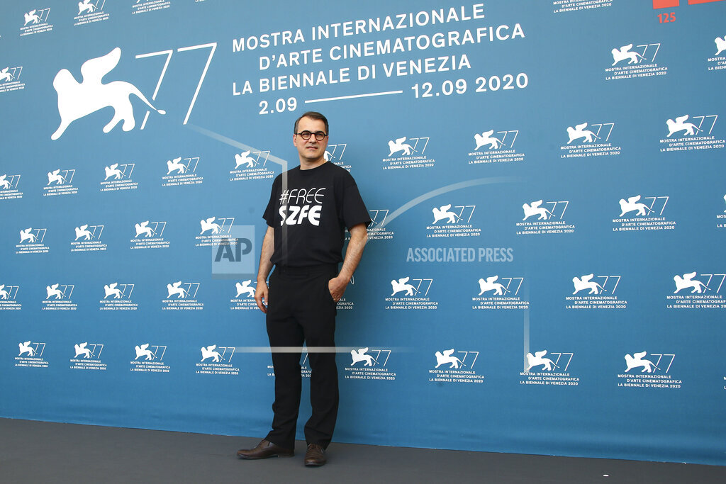 Italy Venice Film Festival 2020 Pieces of A Woman Photo Call