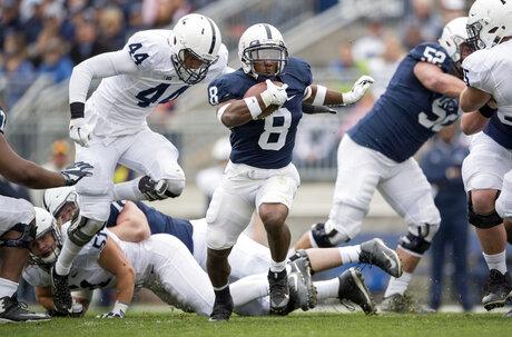 Penn State Spring Game Football